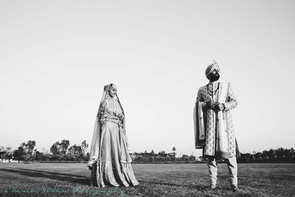 the grand wedding!:karan sidhu photography