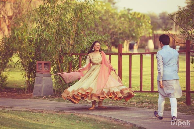 the bride kanika!:dipak studios wedding photography