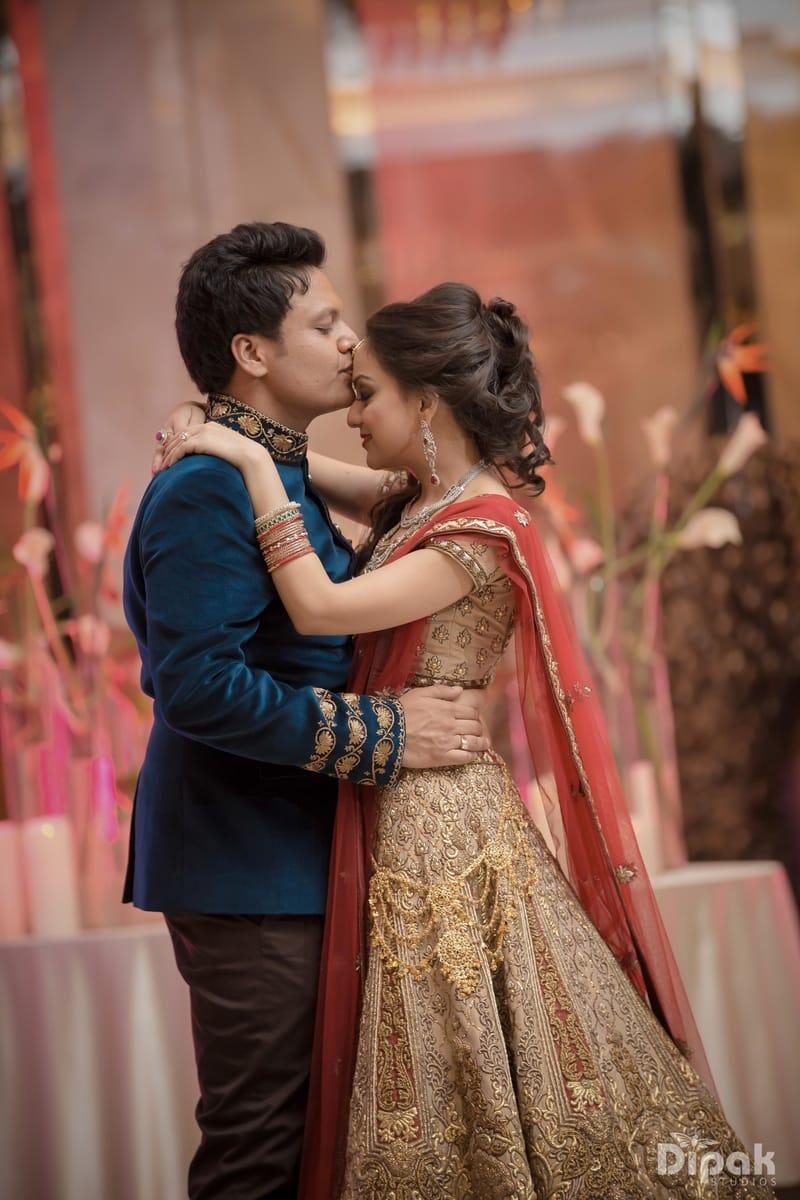 kanika & nipun!:dipak studios wedding photography