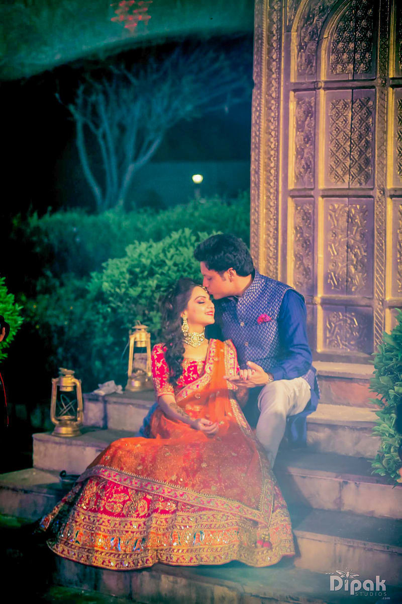 kanika & nipun!:dipak studios wedding photography
