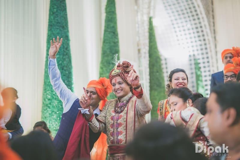 the groom nipun!:dipak studios wedding photography