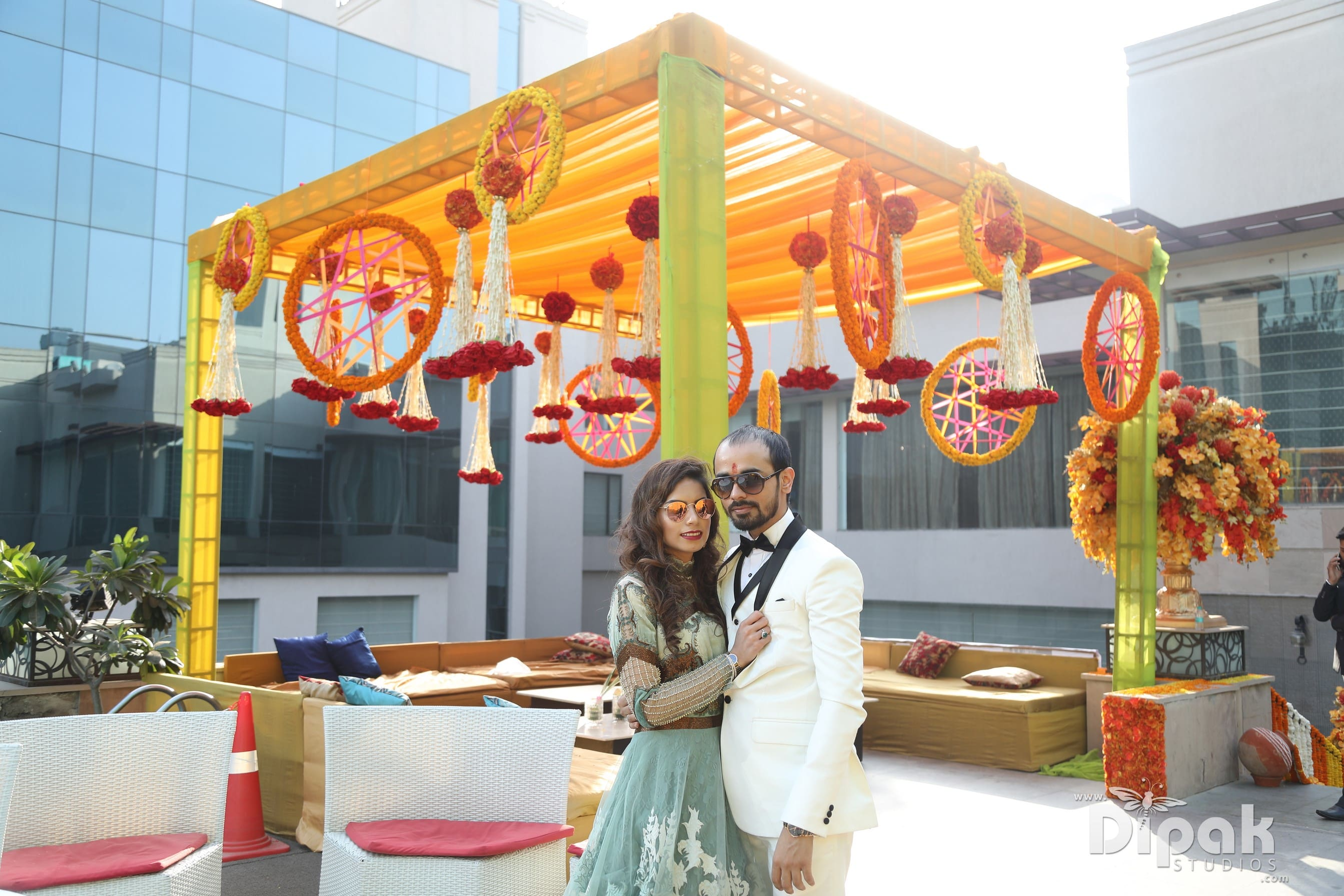 isha & tushar!:orana hotels and resorts, dipak studios wedding photography