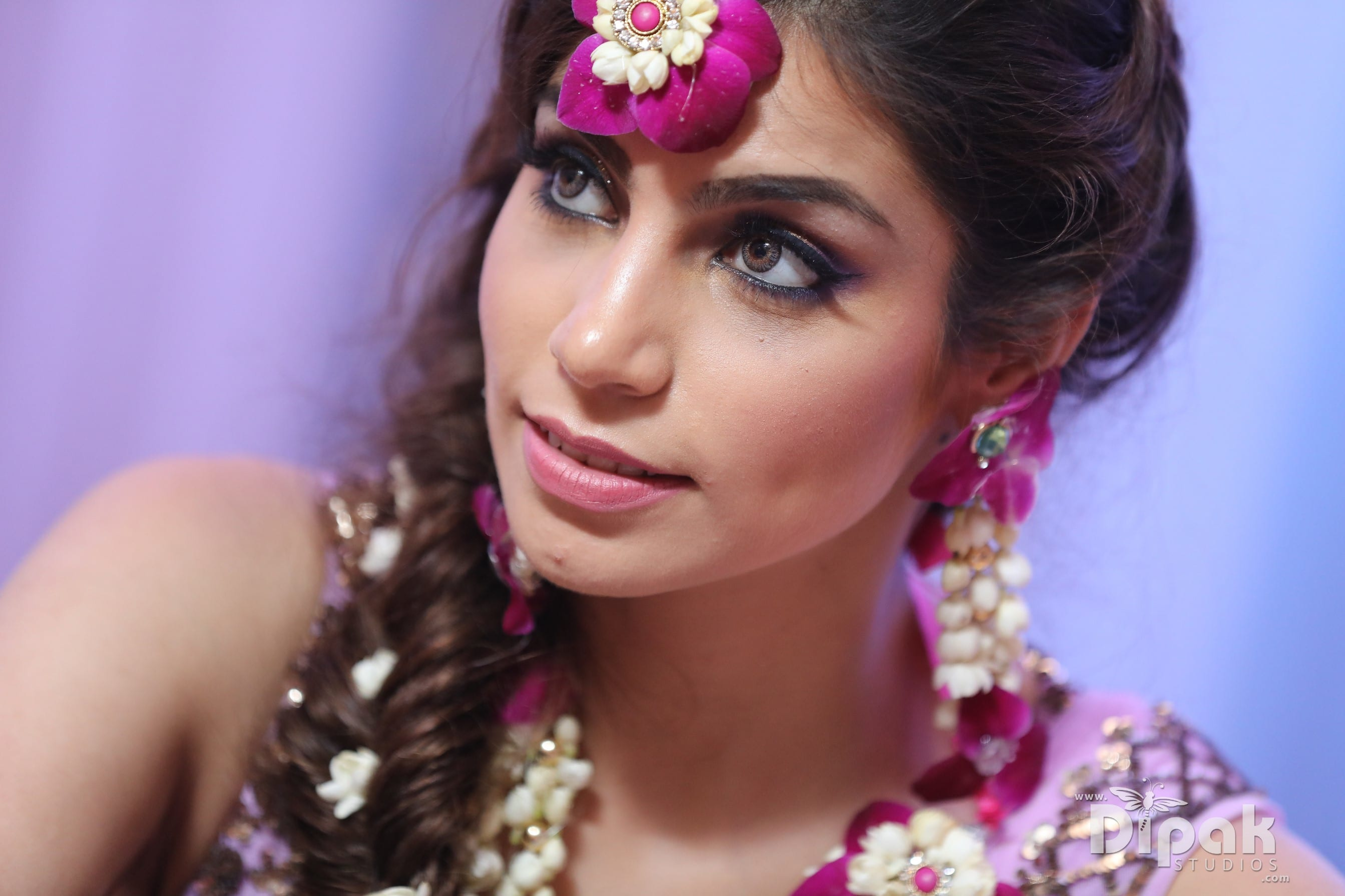 the bride!:orana hotels and resorts, dipak studios wedding photography