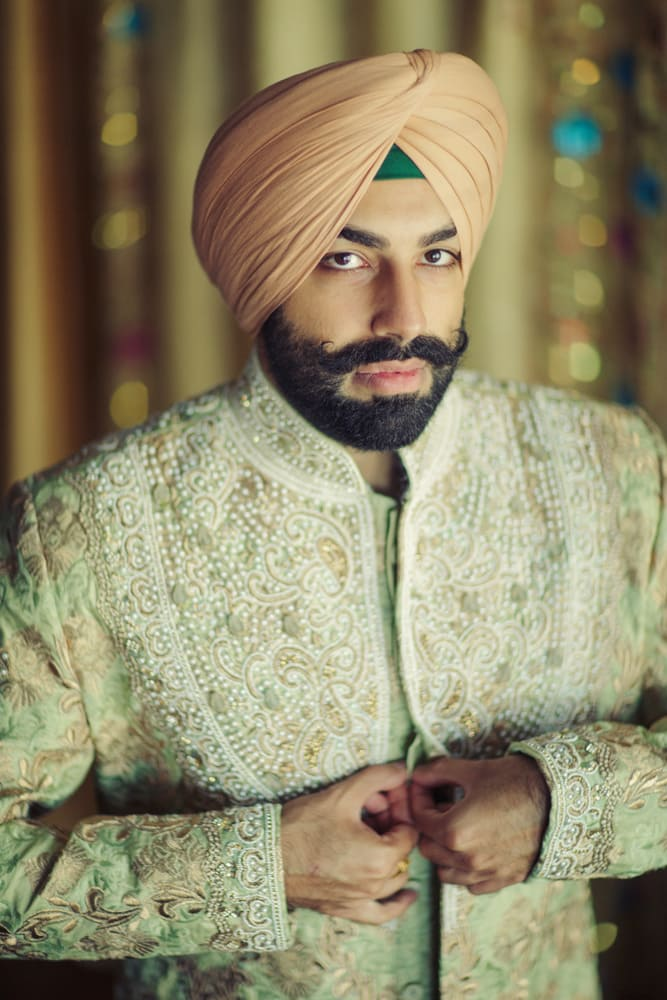 the groom bhavjit!: