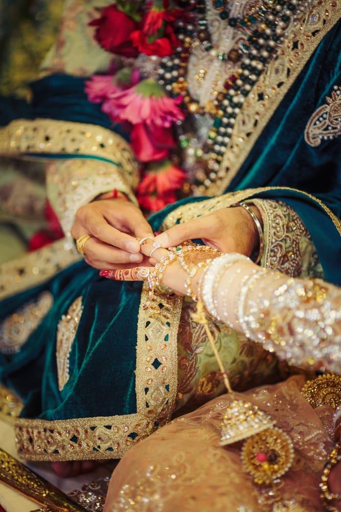 the wedding ceremony!: