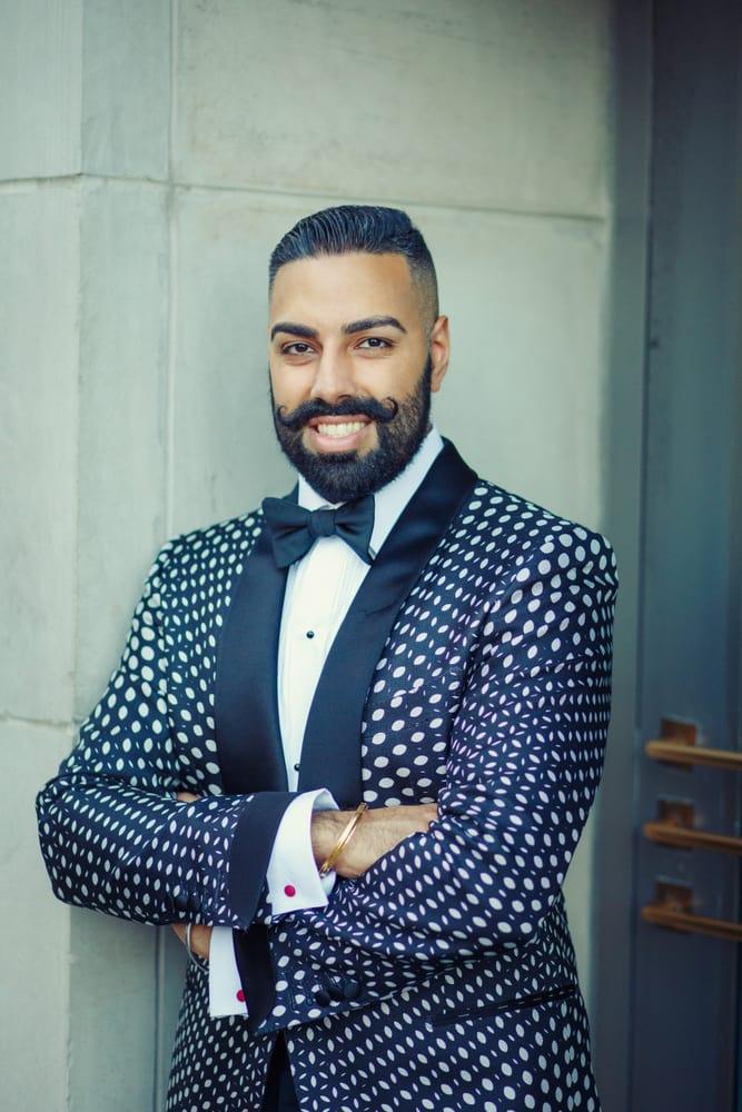 the groom bhavjit!: