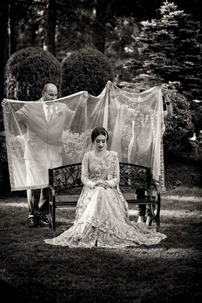 the stunning bride!: