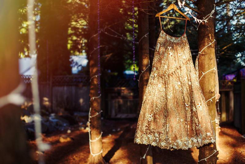 the bridal lehenga!: