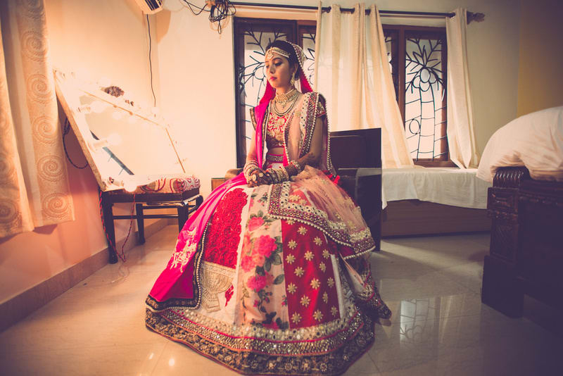 the bride astha!:the photo diary, the wedding soul, indian by manish arora, inviluxe