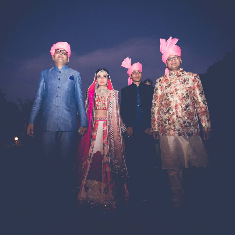 the stunning bride!:the photo diary, the wedding soul, indian by manish arora, inviluxe