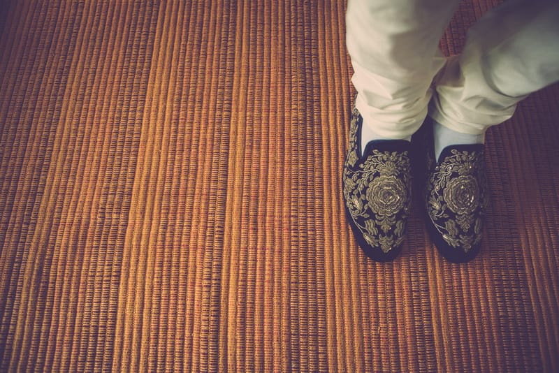 the groom footwear!:the photo diary, the wedding soul, indian by manish arora, inviluxe