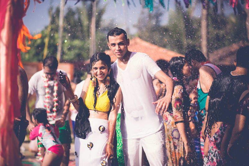 the goa wedding!:the photo diary, the wedding soul, indian by manish arora, inviluxe