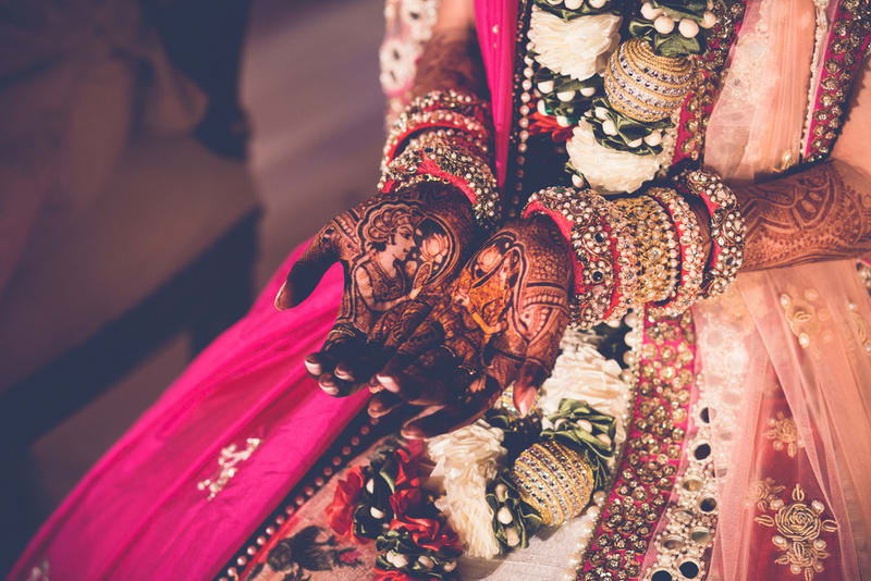 the bridal mehandi!:the photo diary, the wedding soul, indian by manish arora, inviluxe