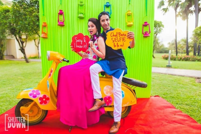 made for each other!:shutterdown photography, sakshi sood makeup artist and hair stylist