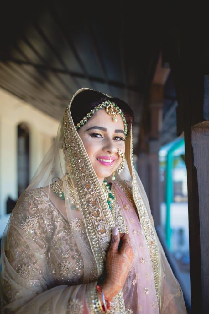 the mesmerizing bride!: