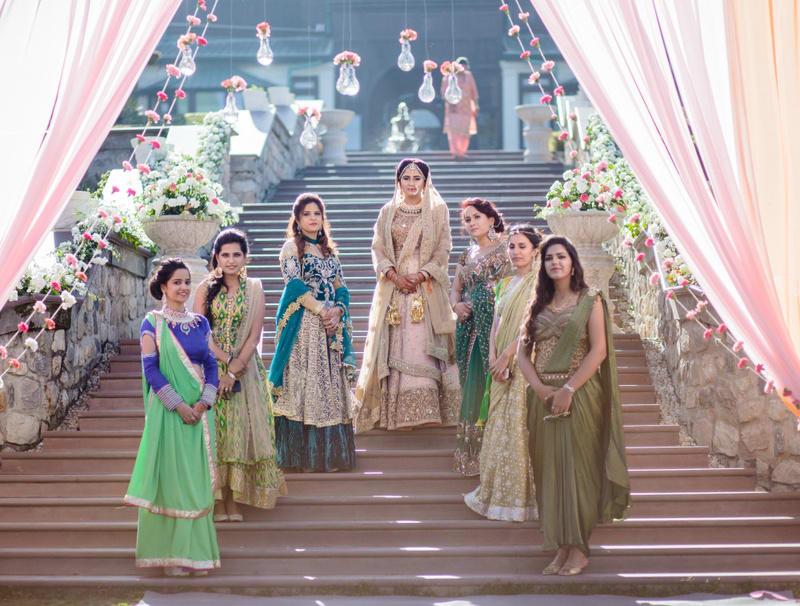 the bridesmaid goals!: