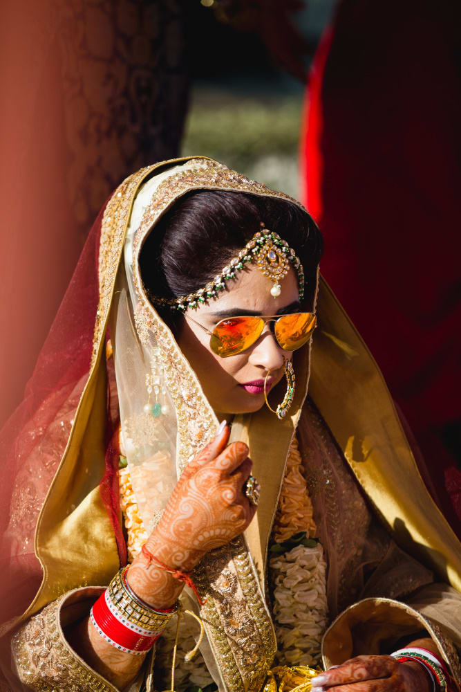the bride neha!: