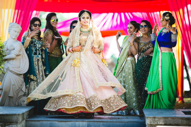the bride neha!: