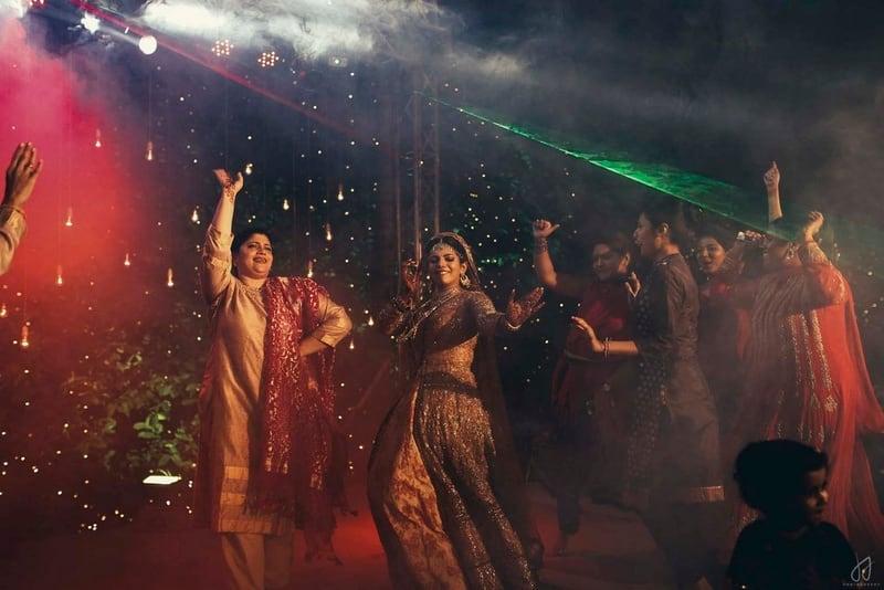 the stunning bride shahza!:amrapali jewellery, bhima jewellers, dolly j
