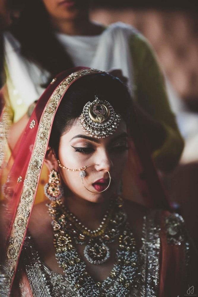 the charming bride!:amrapali jewellery, bhima jewellers, dolly j