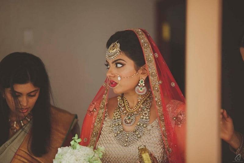 the royal bride shahza!:amrapali jewellery, bhima jewellers, dolly j