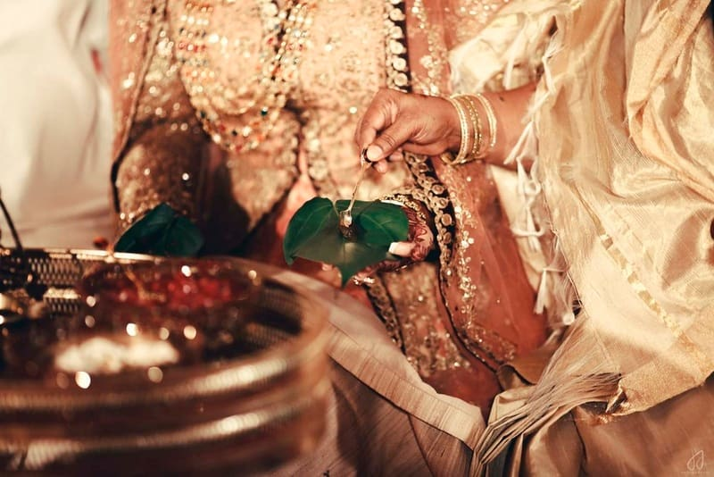 the wedding rituals!:amrapali jewellery, bhima jewellers, dolly j