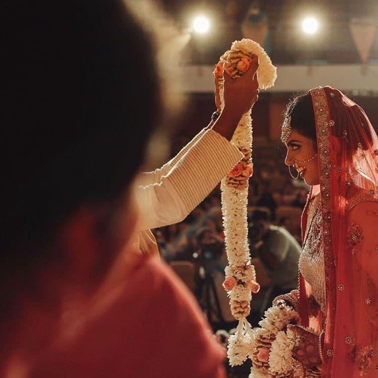 the wedding ceremony!:amrapali jewellery, bhima jewellers, dolly j