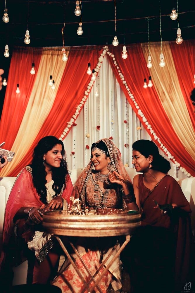 the pretty bride shahza!:amrapali jewellery, bhima jewellers, dolly j