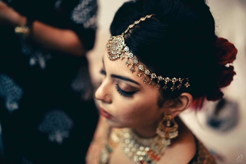the bride shahza!:amrapali jewellery, bhima jewellers, dolly j