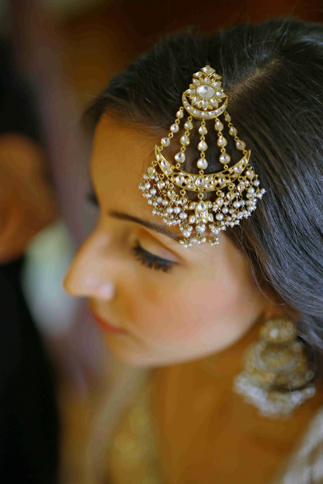 the wedding jewellery!:tarun tahiliani, rajkamal studio, jasmeet kapany hair and makeup