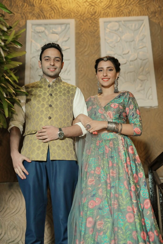 made for each other!:tarun tahiliani, rajkamal studio, jasmeet kapany hair and makeup