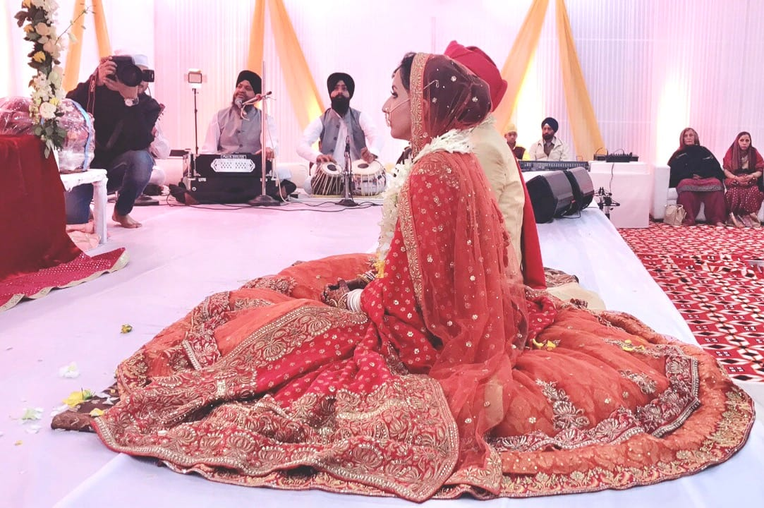the wedding rituals!:tarun tahiliani, rajkamal studio, jasmeet kapany hair and makeup
