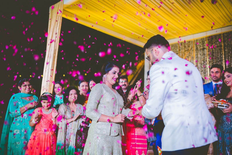 the sangeet ceremony!:new variety decorators pvt ltd, diwan saheb, mahima bhatia photography
