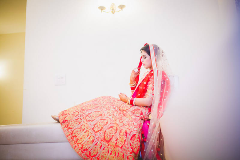 the bride!:new variety decorators pvt ltd, diwan saheb, mahima bhatia photography