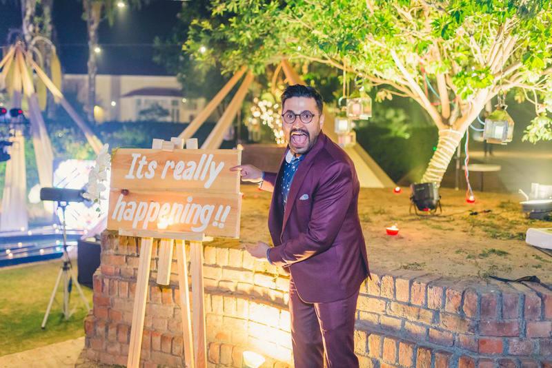 the groom sid!:new variety decorators pvt ltd, diwan saheb, mahima bhatia photography