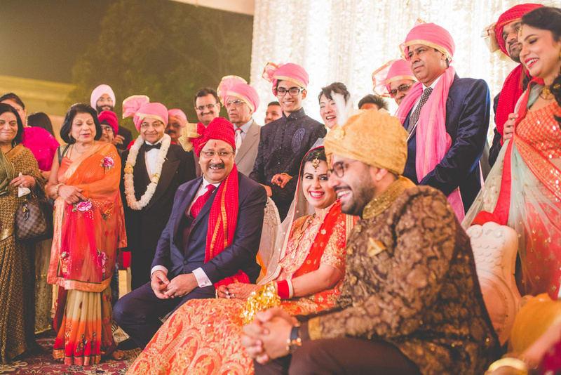 the grand wedding!:new variety decorators pvt ltd, diwan saheb, mahima bhatia photography