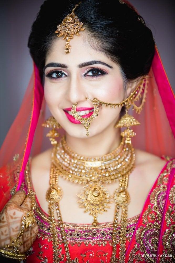 the bride!:pakeeza plaza, divishth kakkar photography