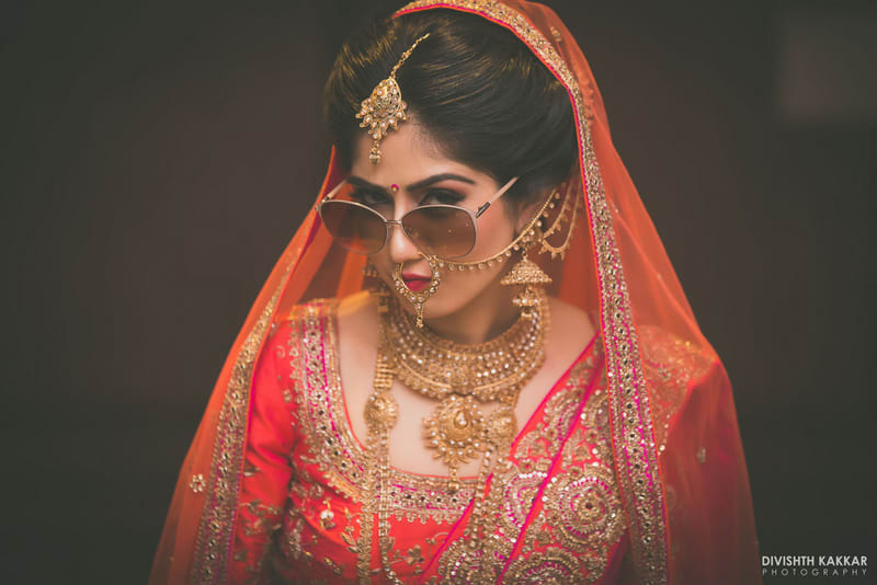 the bride ankita!:pakeeza plaza, divishth kakkar photography