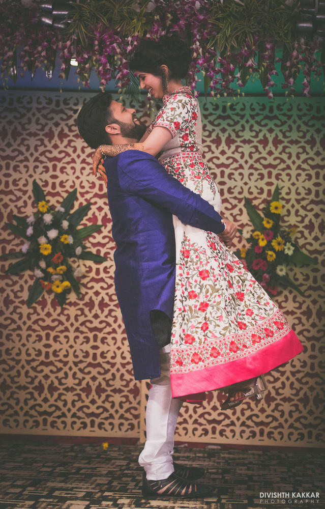 the bride & groom!:pakeeza plaza, divishth kakkar photography