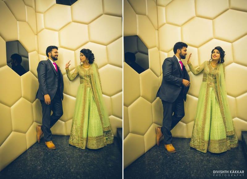 the perfect couple!:pakeeza plaza, divishth kakkar photography