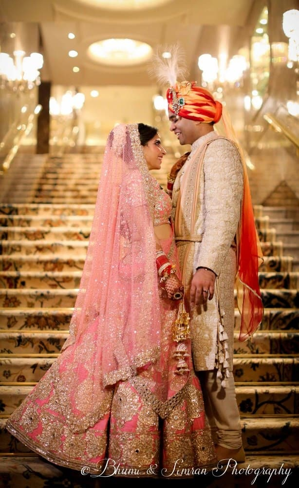 the bride & groom!:shri ram hari ram jewellers, hyatt regency delhi, taj palace, bhumi and simran photography, manish malhotra, elements decor, anu kaushik makeup artist, shantanu and nikhil, sabyasachi couture pvt ltd