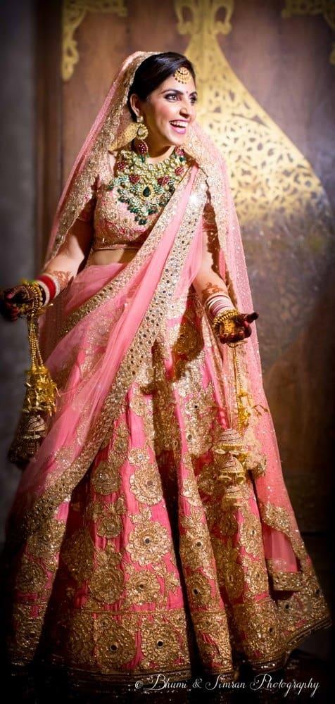 the bride sanam!:shri ram hari ram jewellers, hyatt regency delhi, taj palace, bhumi and simran photography, manish malhotra, elements decor, anu kaushik makeup artist, shantanu and nikhil, sabyasachi couture pvt ltd