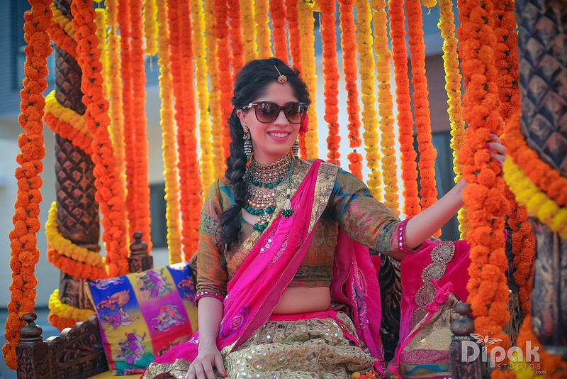 the charming bride sukriti!:rakyans fine jewellery, dipak studio and colour lab pvt ltd, saltt catering, house of design, sabyasachi couture pvt ltd, devika sakhuja