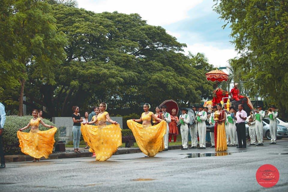 baraat ceremony:click sutra