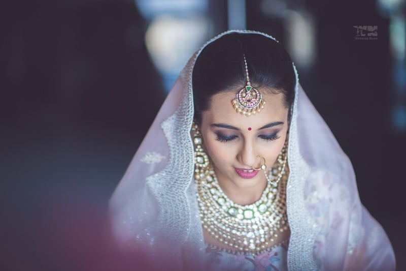 the mesmerizing bride!:abu jani sandeep khosla, manish malhotra, tarun tahiliani, aza fashion pvt ltd, weddingnama