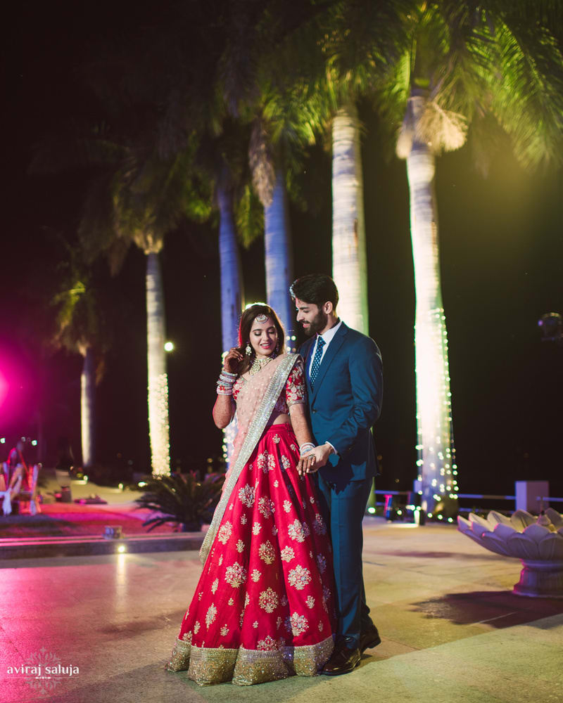 the perfect soulmates!:aviraj saluja, shyamal and bhumika, makeup by reema patil, sabyasachi couture pvt ltd, dolly j