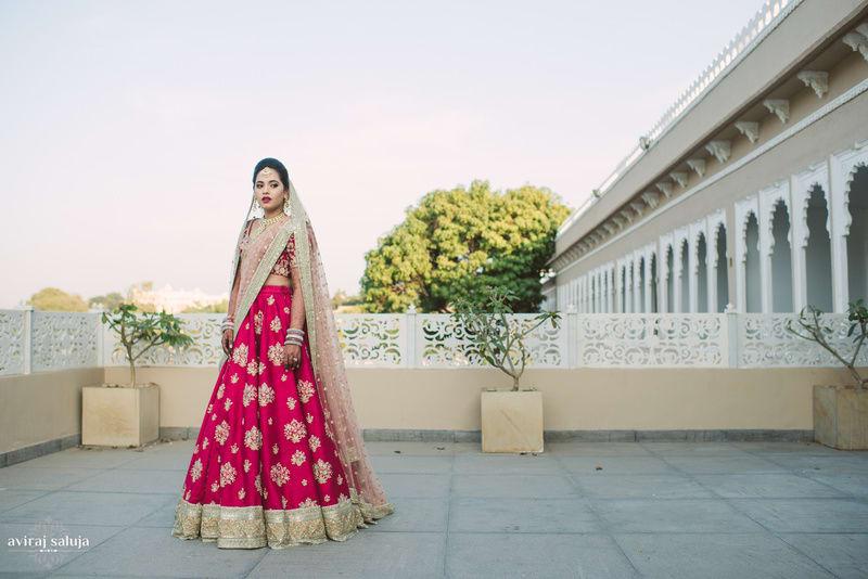 the charming bride!:aviraj saluja, shyamal and bhumika, makeup by reema patil, sabyasachi couture pvt ltd, dolly j