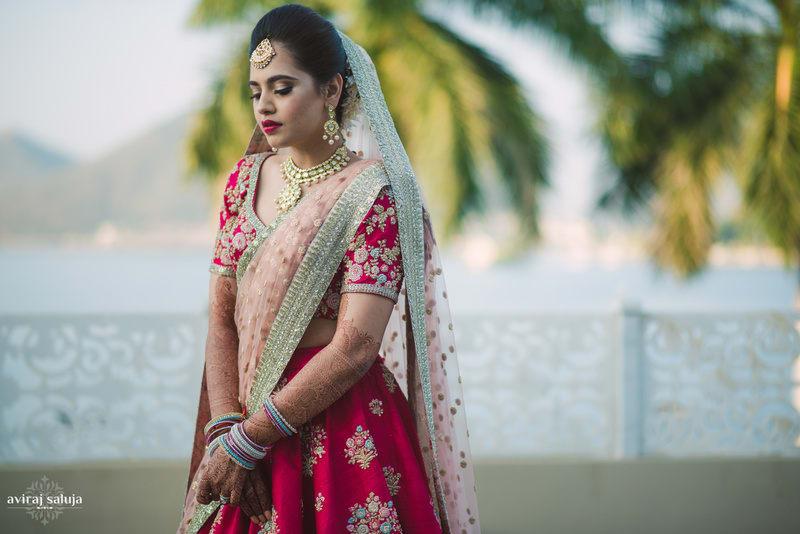 the royal bride!:aviraj saluja, shyamal and bhumika, makeup by reema patil, sabyasachi couture pvt ltd, dolly j