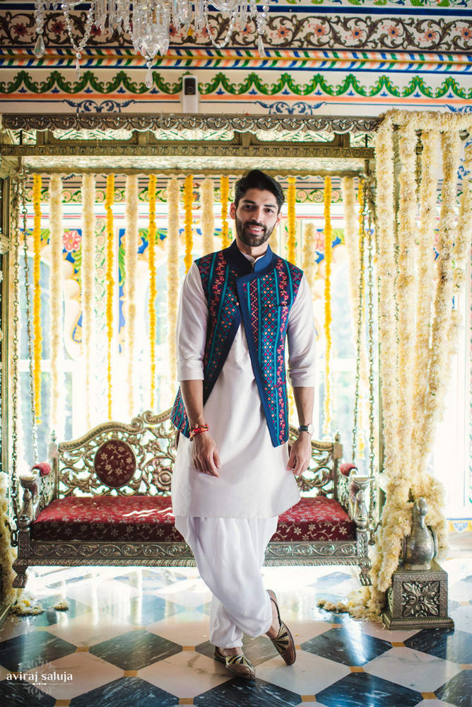 the groom smaran!:aviraj saluja, shyamal and bhumika, makeup by reema patil, sabyasachi couture pvt ltd, dolly j