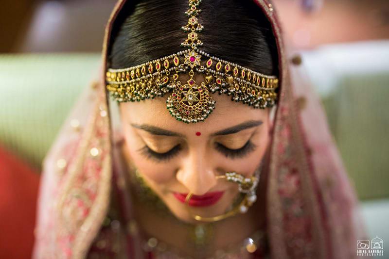 exquisite wedding jewels!:the oberoi, going bananas photography, shruti sharma makeup artist, sabyasachi couture pvt ltd